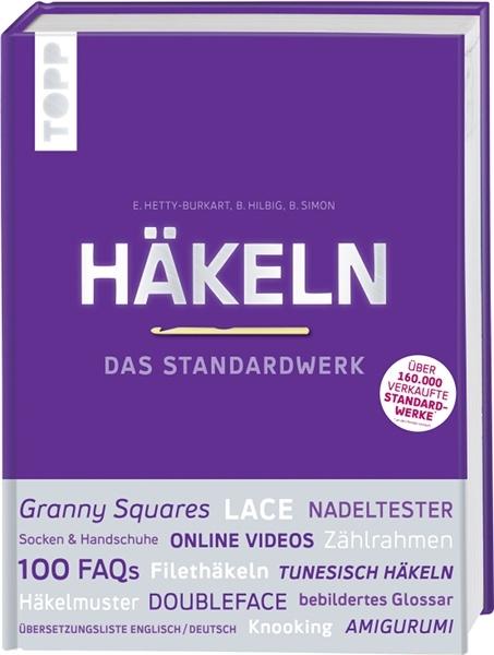 Häkeln - Das Standardwerk - Bücher über\'s Häkeln - Das Wollschaf ...