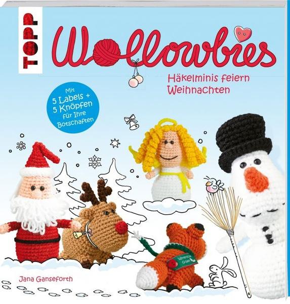 Wollowbies Häkelminis Feiern Weihnachten Bücher übers Häkeln